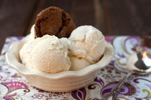 Corn-free ginger ice cream recipe - I'm going to add cinnamon and ...