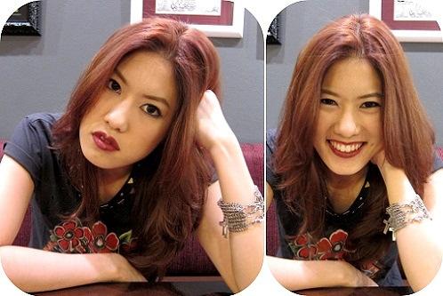Pink brown hair dye  boom Pink Brown Hair Dye