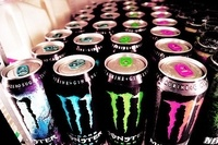 A lifetime supply of Monster Energy Drinks