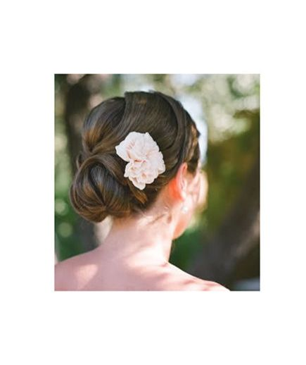 Gorgeous Real Wedding Hairstyles and Updos