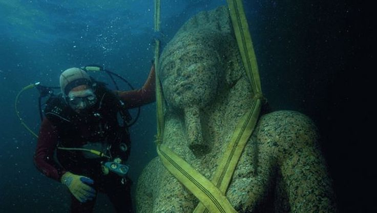 Sunken cities of the world ieasm discovered the mystical city