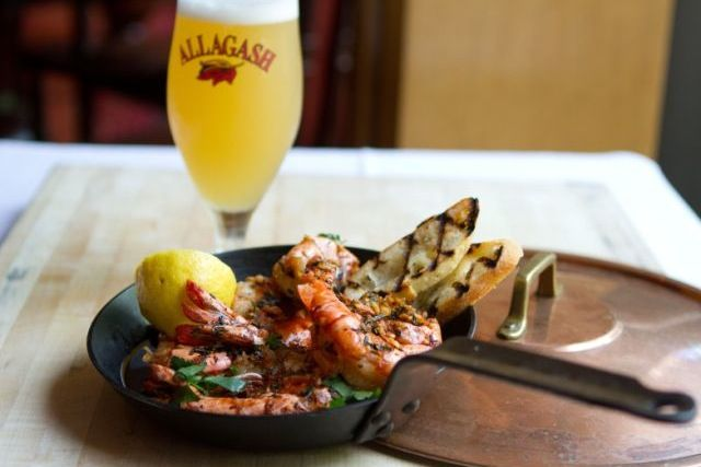 Barbecue Shrimp. New Orleans style: loaded with flavor and that proper ...