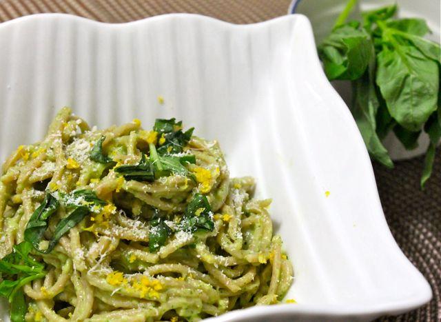 Creamy Avocado Pasta | Recipes to Try | Pinterest
