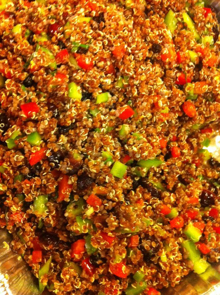 Summer Quinoa Salad | Deli Delights | Pinterest