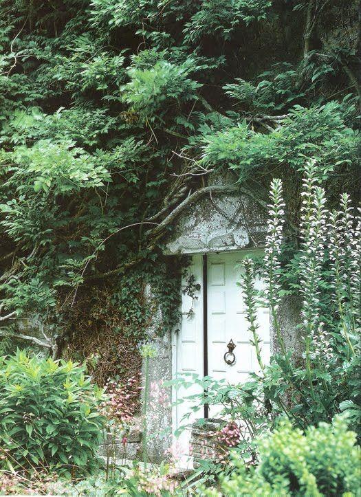 Secret Passage Garden Pinterest