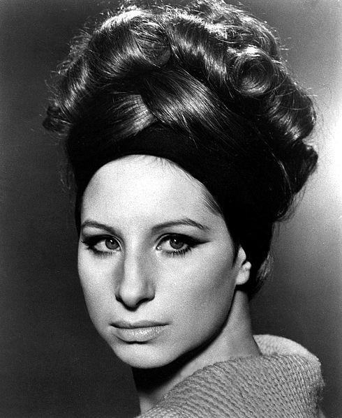 beautiful blonde hairstyles : Barbra Streisands Manhattan Walk-up I love Hairstyles Pinterest
