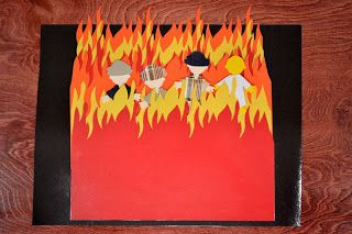 Shadrach meshach and abednego sunday school crafts amp lessons pi