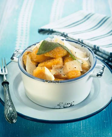 Pumpkin gnocchi | Food for Thought | Pinterest