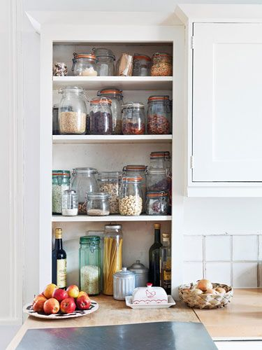 10 easy ideas for organizing small spaces in your kitchen