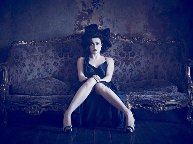 Helena Bonham Carter by Jason Bell, 2012