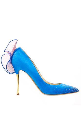 Mermaid shoes by Nicholas Kirkwood