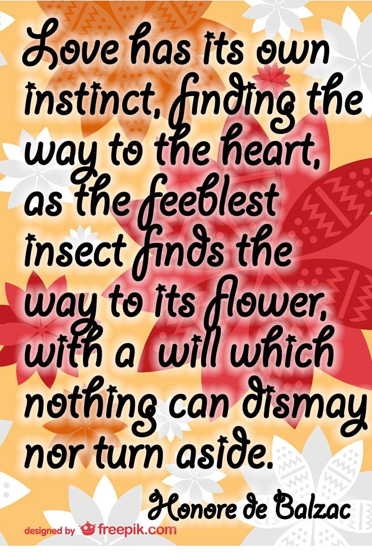 Our intuition is more than animal instinct. #intuition #love #instinct