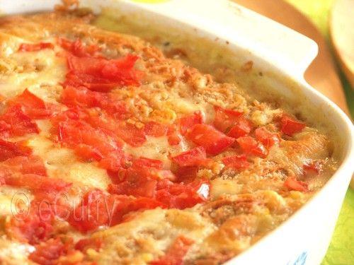 Vegetable Au Gratin 3 | Favorite Recipes | Pinterest