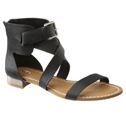 40b21e5f8aa Black Sandals  Black Sandals At Target