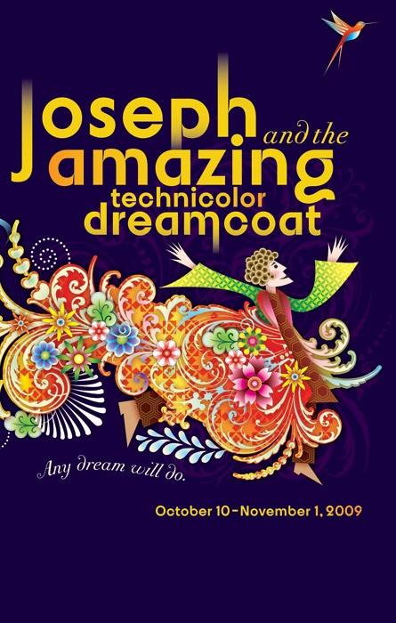 Catalina estrada joseph and the amazing technicolor dreamcoat