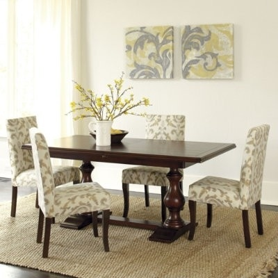 Ballard designs pedstal table by jacklyn for the home for Ballard designs dining room