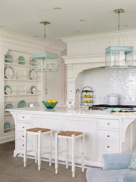 Coastal kitchen For the Home
