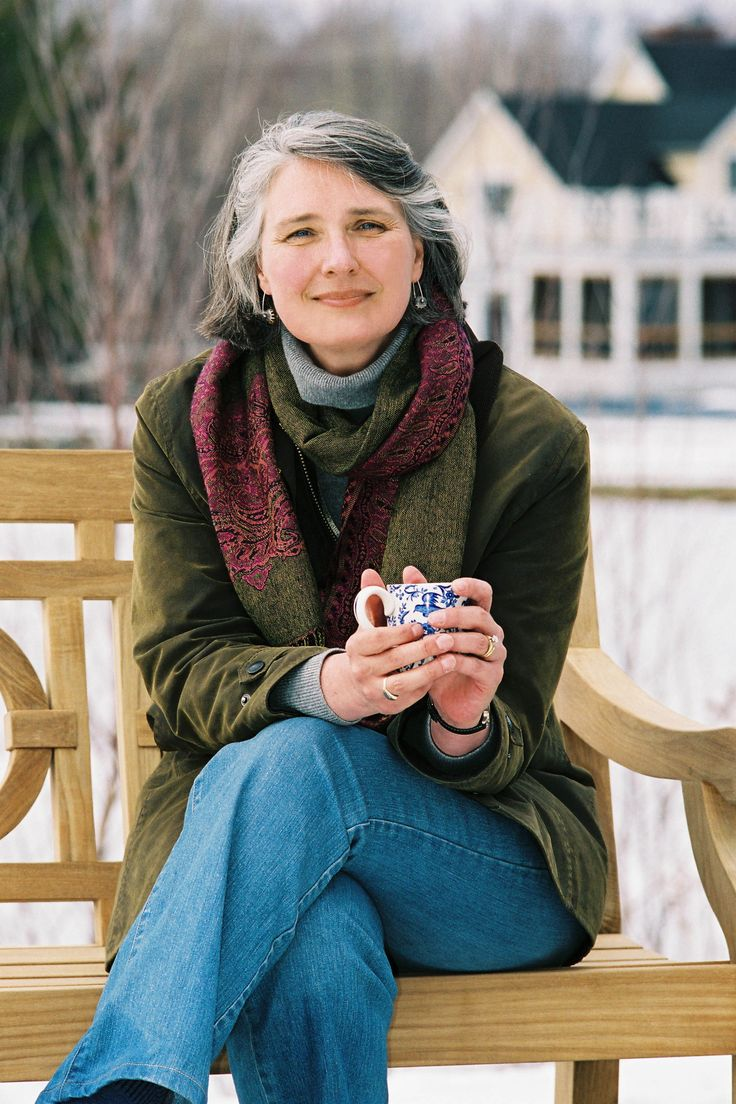 Louise Penny | Authors, the face behind the words | Pinterest