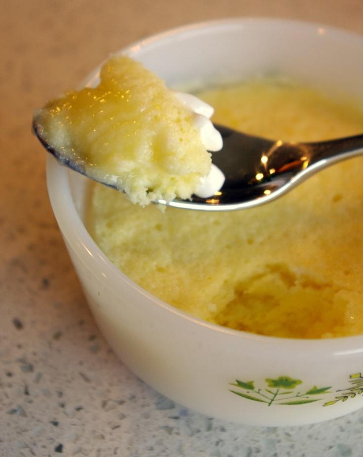 lemon sponge custard | Eggs | Pinterest