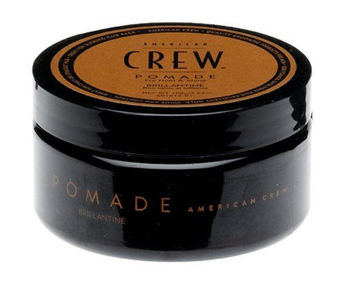 American Crew Pomade For Men 3 Oz Jars Pack Of 2 | Male
