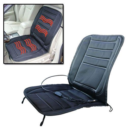12 Volt Heated Car Van Seat Cushion