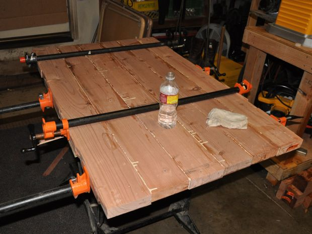 How to Wooden Table