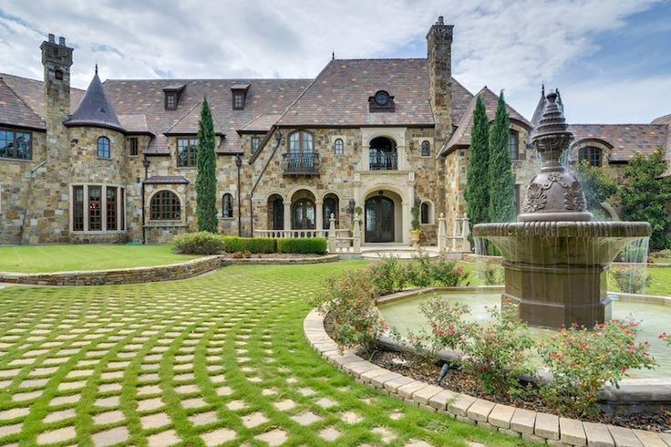 Majestic French Ch Teau In Texas 11 My Dream Home