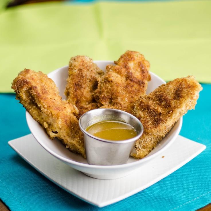 Homemade Chicken Tenders | Fun Kid Food | Pinterest