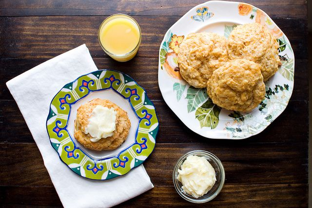 Chipotle Cheddar Biscuits by Courtney | Cook Like a Champion, via ...