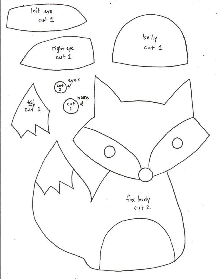 Fox Softie Pattern | Scribd