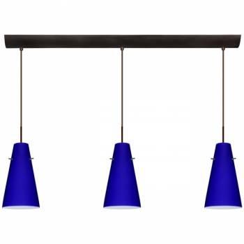 cobalt blue pendant lighting a home pinterest. Black Bedroom Furniture Sets. Home Design Ideas
