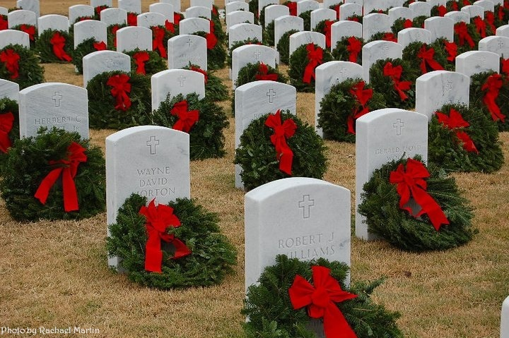 Wreaths Across America. I'll be participating!   #veterans