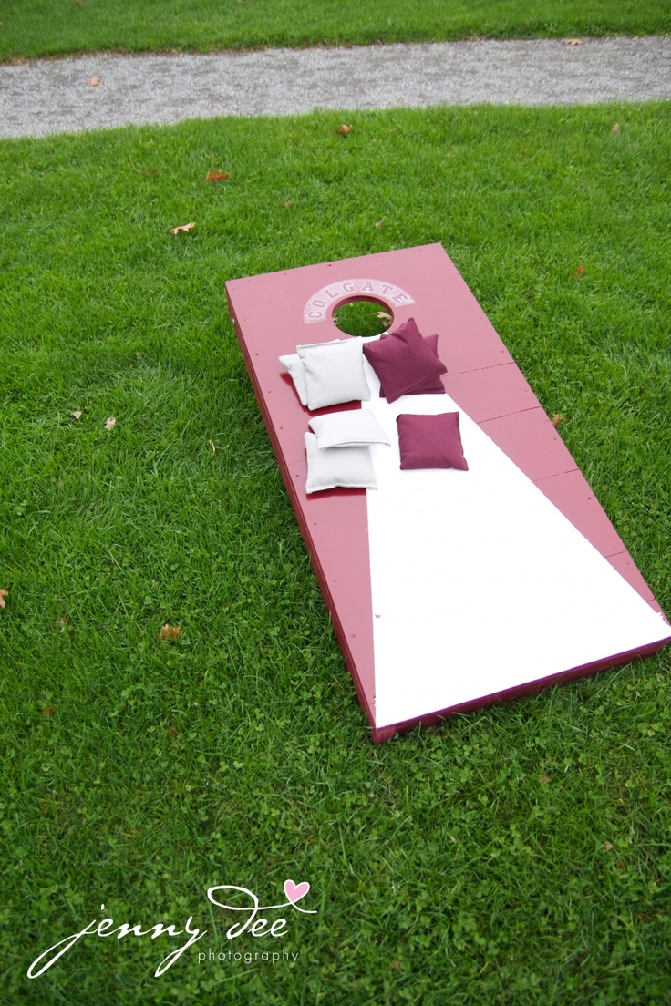 Homemade lawn games summa time baby pinterest