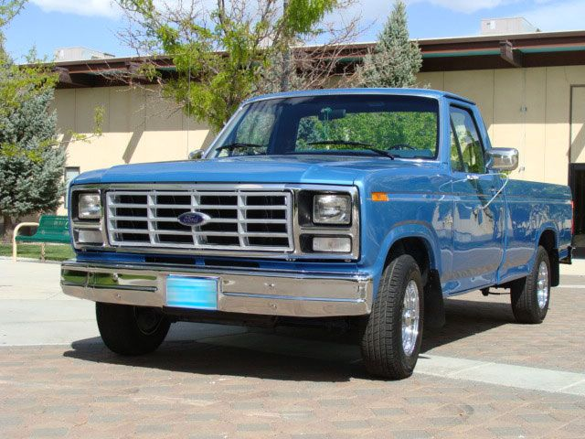 Alex perez 39 s 1984 ford f150 ford ford trucks and ranger 4x4