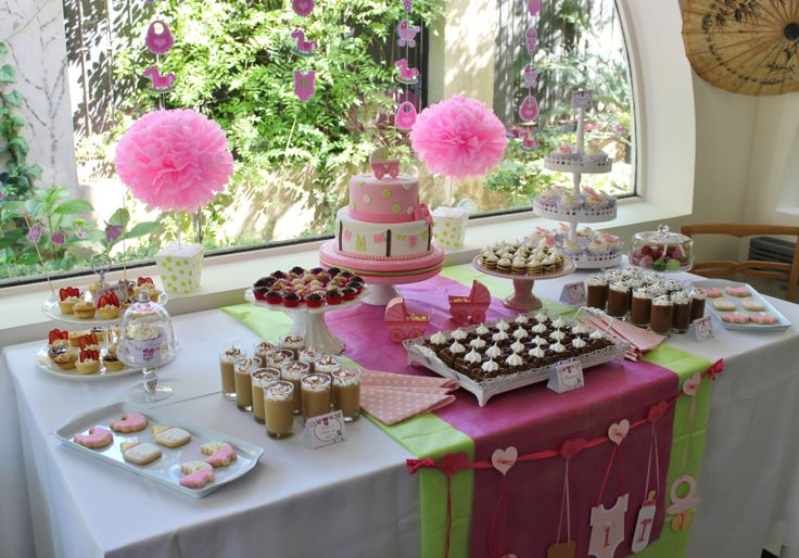 Baby shower candy bar by violeta glace candy bar pinterest