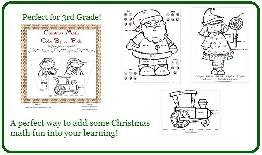 Christmas Math Worksheets 3rd Grade Davezan – Christmas Maths Worksheets Year 1