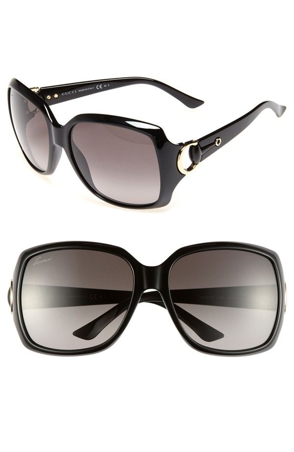 Gucci 60mm Sunglasses | Nordstrom