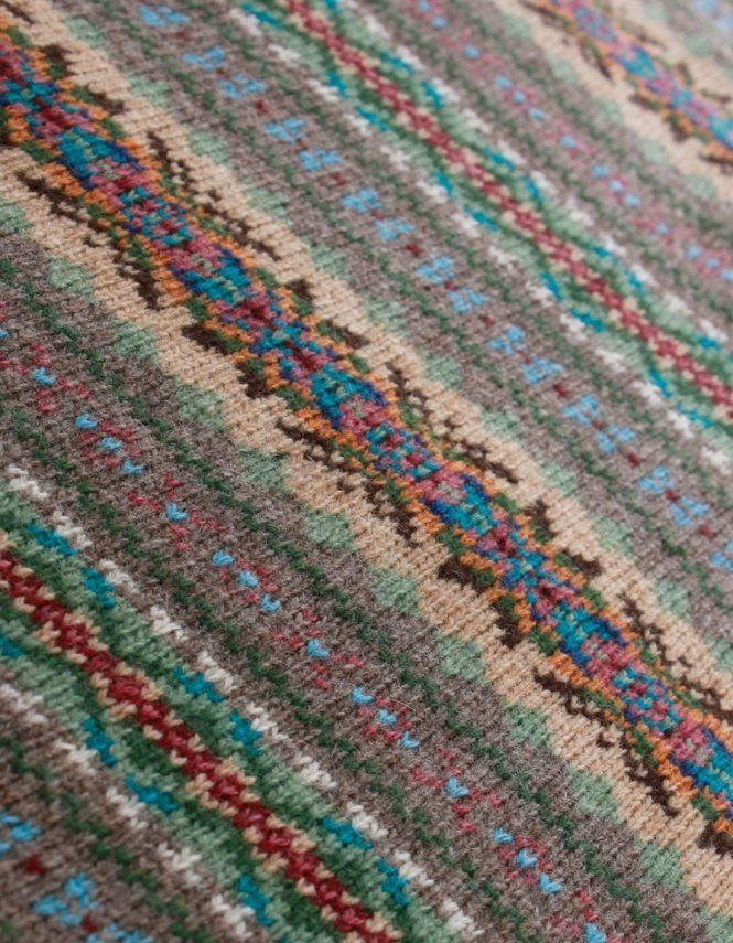 Fair Isle Patterns For Knitting : fair isle knitting charts Pinterest
