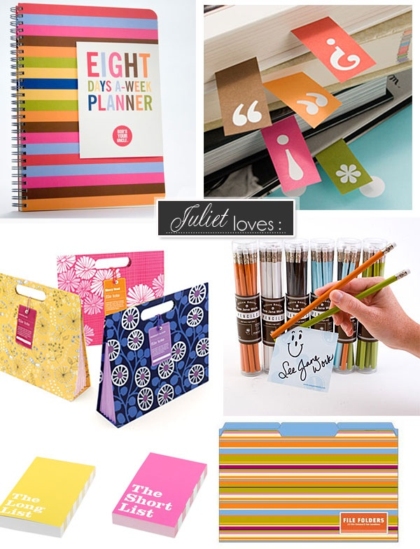 Pin by kadee gray on dream office work pinterest for Trendy office supplies