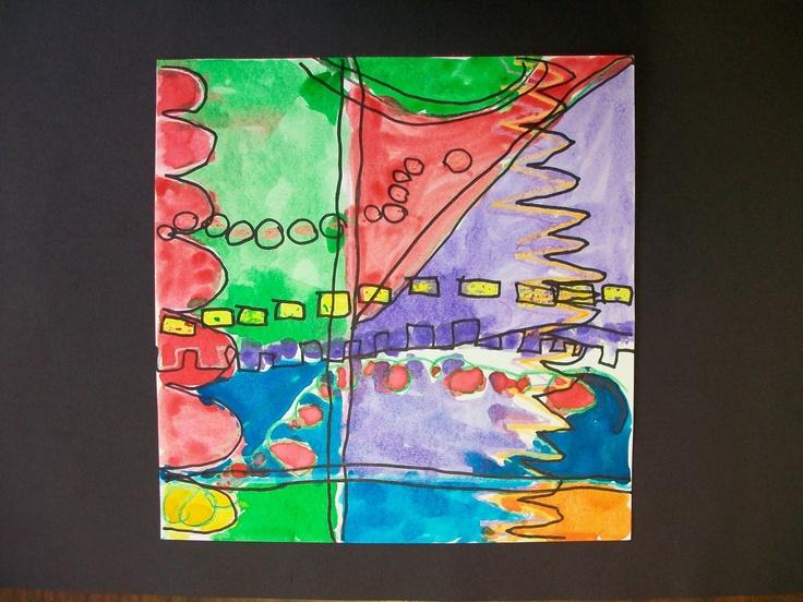 Line Design Art Activities : Line designs st grade art pinterest