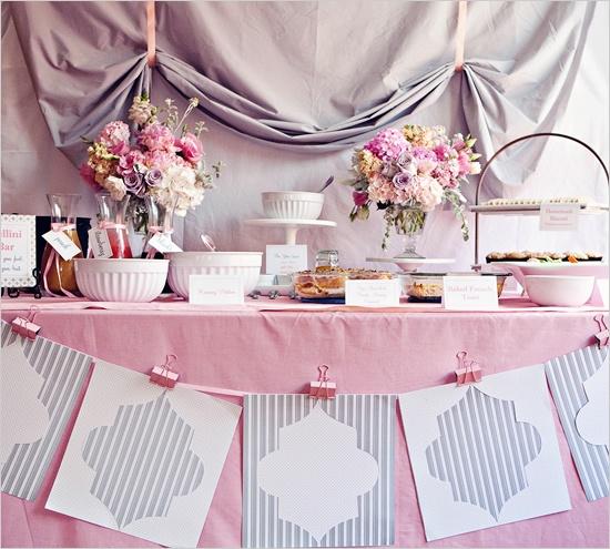 Bridal Shower Dessert Table Bridal Shower Ideas