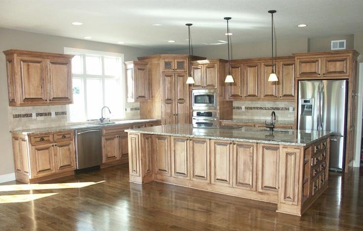 Best Light Brown Kitchen Cabinet Colors Pinterest 400 x 300