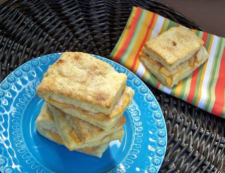peach scones | ♥ Scone Recipes ♥ | Pinterest