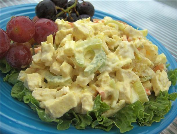 Polynesian Chicken Salad | Recipe