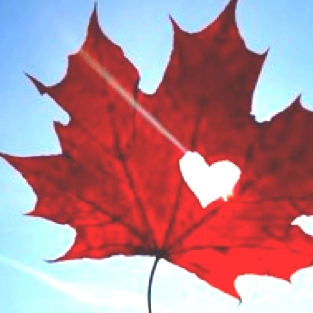 Canada, My Home. (And proud of it!)