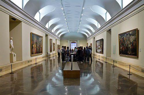 Madrid's Museum | RentTheSun