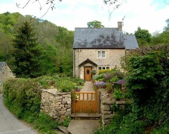 English Style Cottage Home Style Pinterest