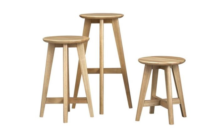 Pinterest - How to build wooden bar stools ...