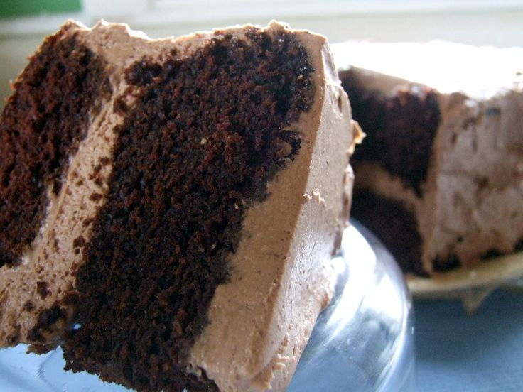 Chocolate Cheesecake Chocolate Cake- This chocolate cream cheese ...