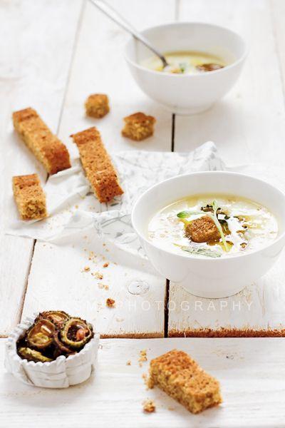 jerusalem artichoke sOup How to prepare super tasty soup in 5 minutes ...